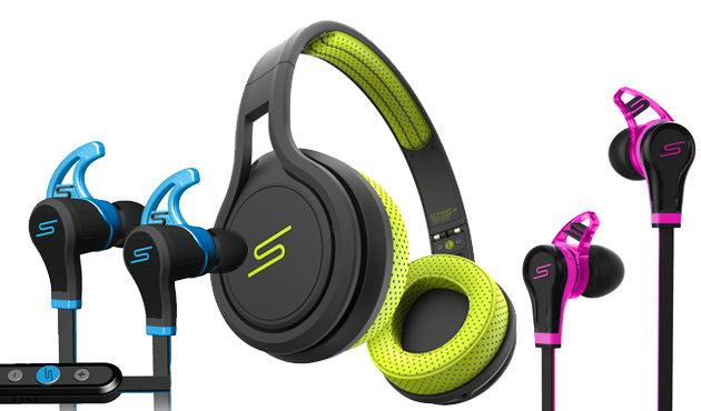 SMS Audio STREET by 50 On-Ear Wired Sport Headphone Review