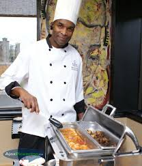 pic of Chef Wayne Simpson