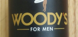 Woody's Beard and Tattoo oil